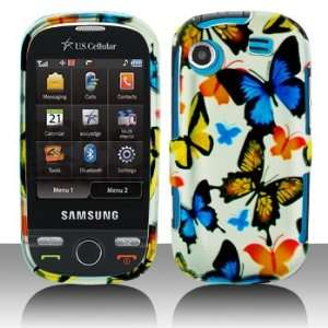 Samsung R630 Messenger Touch Case Cover + Screen Protector (Universal