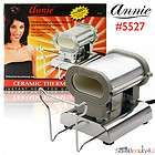 ANNIE Instant Heat for Quick Styling Reaches 825F Ceramic Thermal