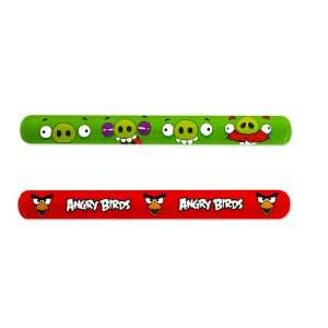 Angry Birds Paper Slap Bracelet Party Supplies Toys & Games