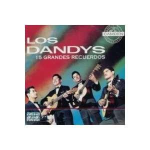 15 GRANDES RECUERDOS: LOS DANDYS: Music