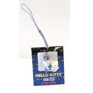 Gemini Hello Kitty Zodiac Cell Phone Charm (5/21   6/21