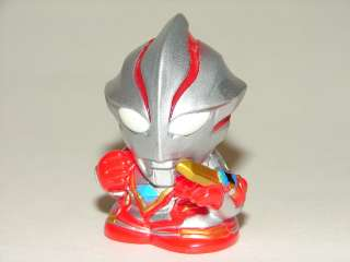 SD Ultraman Mebius Brave from Ultraman Set Godzilla
