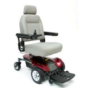 Jazzy Select Elite Motorized Wheelchair W/Captain Seat And Batteries