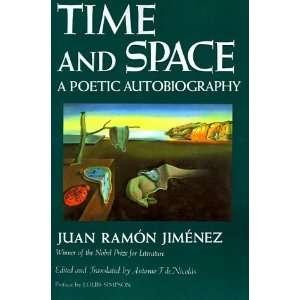 Space: A Poetic Autobiography [Paperback]: Juan Ramon Jimenez: Books