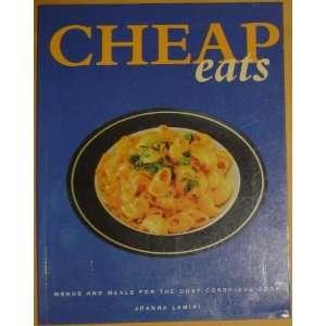 Cheap Eats Hb (Lifestyle) (9781902617145): Joanna Lamiri: Books