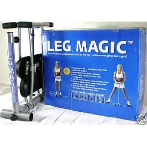 LEG MAGIC EXERCISE MACHINE AS SEEN ON TV THIGH MASTER