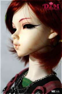 Super dollfie MnM Soof 02 Head(Artist head/no make up)