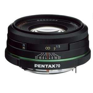 Pentax Imaging, smc P DA 70mm f/2.4 Limited (Catalog