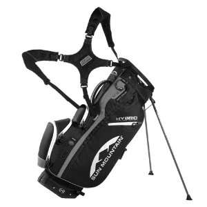 Sun Mountain 2012 Hybrid Golf Stand Bag (Black)  Sports