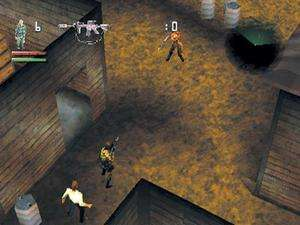 Spec Ops Airborne Commando PS1 PS2 PLAYSTATION shooting 3D person