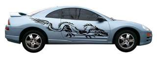 Dragon #5 Side Graphics Decals Car Auto Truck Stickers