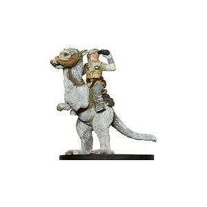 Star Wars Miniatures Luke Skywalker on Tauntaun # 48