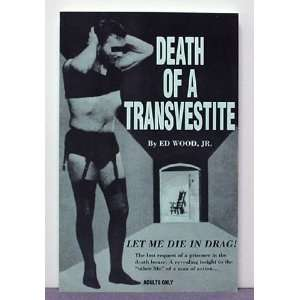 Death of a Transvestite aka Let Me Die in Drag!: Jr