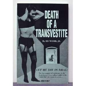 Death of a Transvestite aka Let Me Die in Drag!: Jr