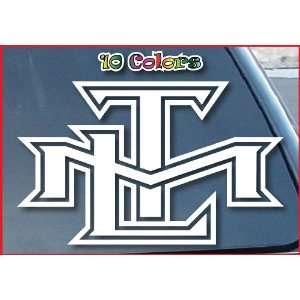 Toronto Maple Leafs Car Window Vinyl Decal Sticker 9 Wide
