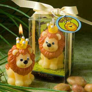 48)King of Jungle Lion Party Favors Birthday 1st Baby