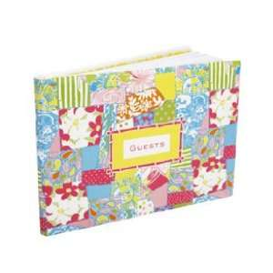 Lilly Pulitzer Party Wedding Guest Book Loco Patch Office Products