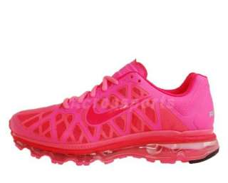 Nike Wmns Air Max 2011 Laser Pink Cherry 2011 QS Womens Running Shoes