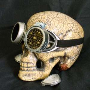 Time Travel Crazy Scientists Oculo Vision Tool