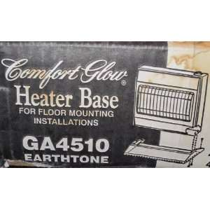Comfort Glow Heater Base for Floor Mounting Installations