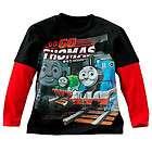Thomas the Train & Friends Long Sleeve SHIRT 4T 5T NWT