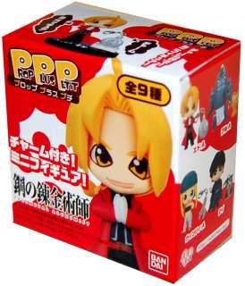 Prop Plus Petit Full Metal Alchemist Single Random Figure *New*