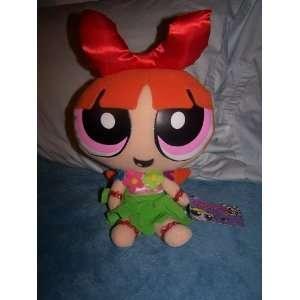 The Powerpuff Girls Blossom Plush Doll 14 Everything