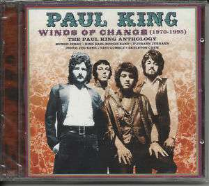 Mungo Jerry PAUL KING Winds of change 2 CD SEALED 42TRX