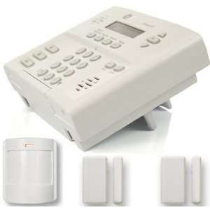 com GE Wireless Home Security System (As Used by FrontPoint Security