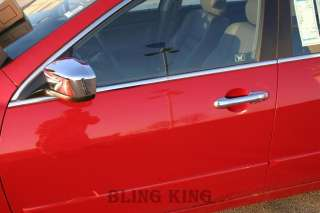 03 07 Honda Accord CHROME door handle covers Brand new