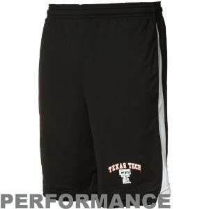 Under Armour Texas Tech Red Raiders Black Zone Performance