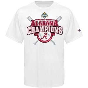 NCAA Champion Alabama Crimson Tide 2011 NCAA SEC Baseball Tournament
