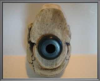 Custom Human Eyes Skull Stick Shift Gear Shifter Knob   Hotrod Ratrod