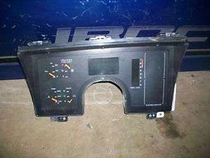 Camaro DIGITAL GAUGE INSTRUMENT CLUSTER 84 85 Berlinetta speedometer