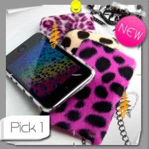 Velvet Skin Case Cover iPod Touch 4th Generation 4G 4