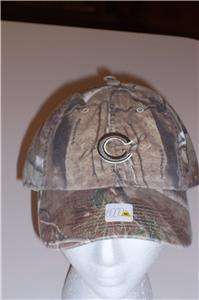 NWT Chicago Cubs Twins Realtree Camoflage Hat Cap OSFA