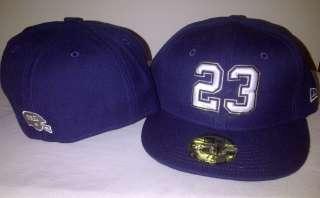 59Fifty #23 Cap Hat Navy Blue NFL Bills Cowboys Patriots Texans Colts