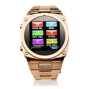 1.6 Inch Quadband Touch Screen Unlocked Bluetooth Watch