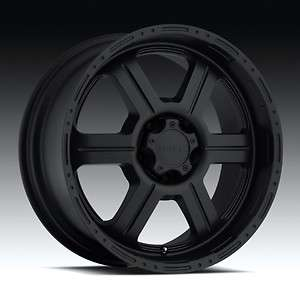 22 inch V tec Raptor matte black wheels rims Ford F150