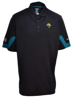 Reebok NFL Official Mens Sideline Jersey Polo Shirt Top   Team T Shirt