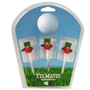 Florida Gators 3 Pack Golf Ball Tee Mates