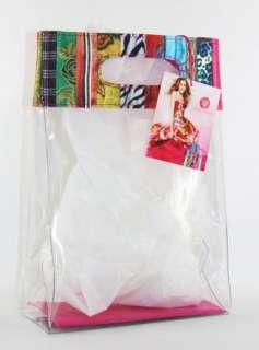 SJP NYC Sarah Jessica Parker Perfume Holiday Christmas Tote Gift Bag