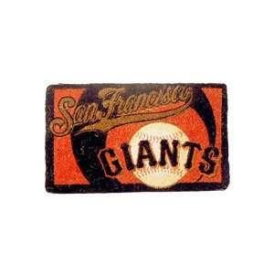 Team Sports America San Francisco Giants 18x30 Welcome Mat