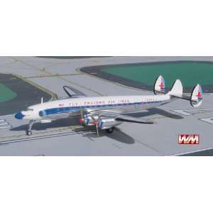 Models Fly Eastern Air Lines L 1049G Model Airplane