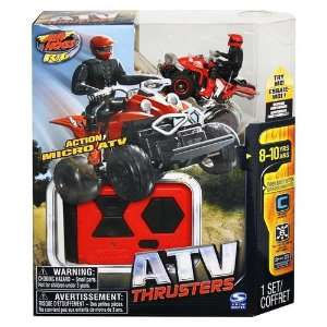 Air Hogs Thunder Truck   Red Toys & Games