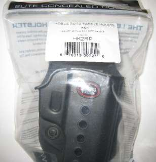 NEW TAURUS 24/7 OSS DS 45 FOBUS E2 ROTO PADDLE HOLSTER HK2RP
