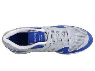 Saucony Originals Mens Master Control Sneakers Shoes Grey Blue