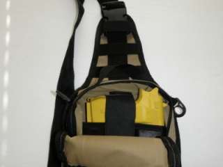 Concealed Carry Tactical Holster Pack TAN