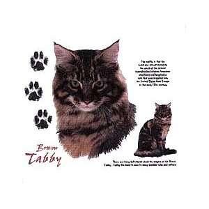 Brown Tabby Cat Shirts