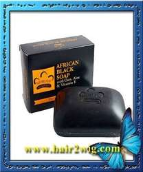 Nubian African Black Soap 5oz